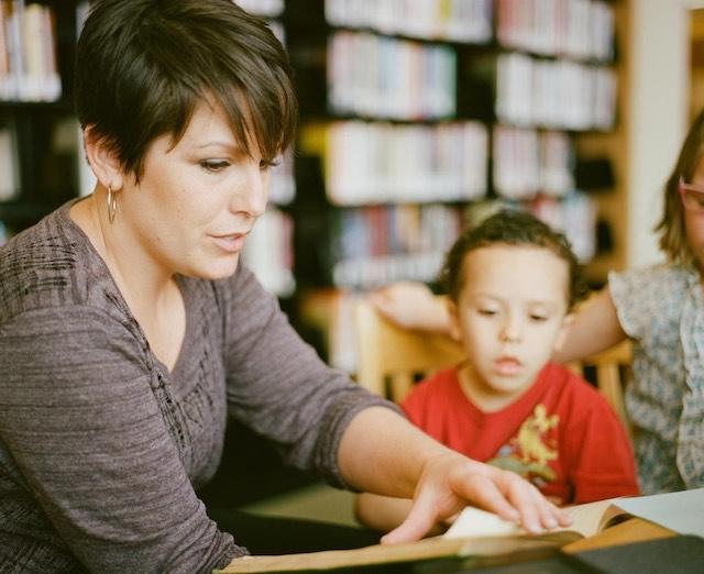 Estimulando a leitura infantil